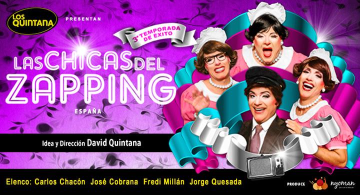 CHICAS_del_zapping_la_estación_gran_teatro_bankia_príncipe_pío_abonoteatro